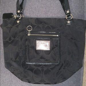 Coach Poppy Tote Bag